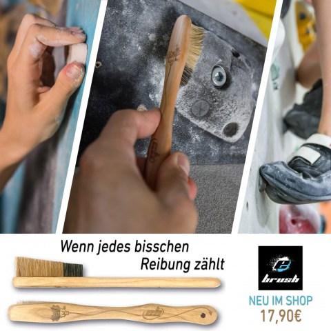 EB-Climbing e-brush