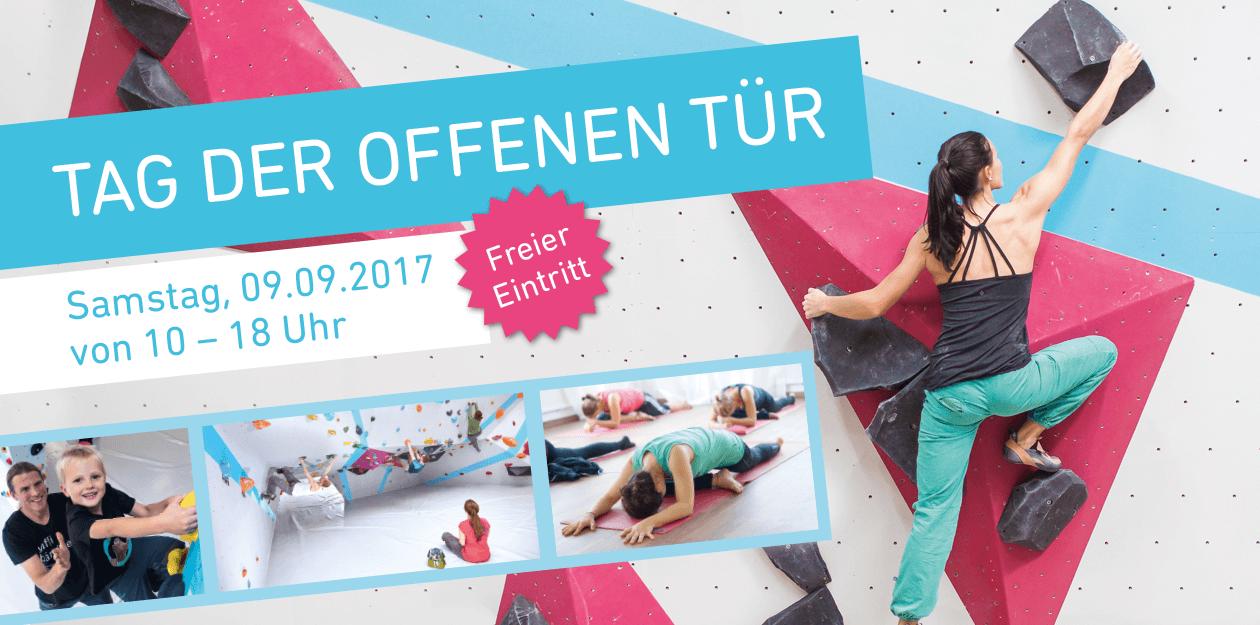 Tag der offenen tür 2017  Boulderwelt Frankfurt — Tag der offenen Tür 2017