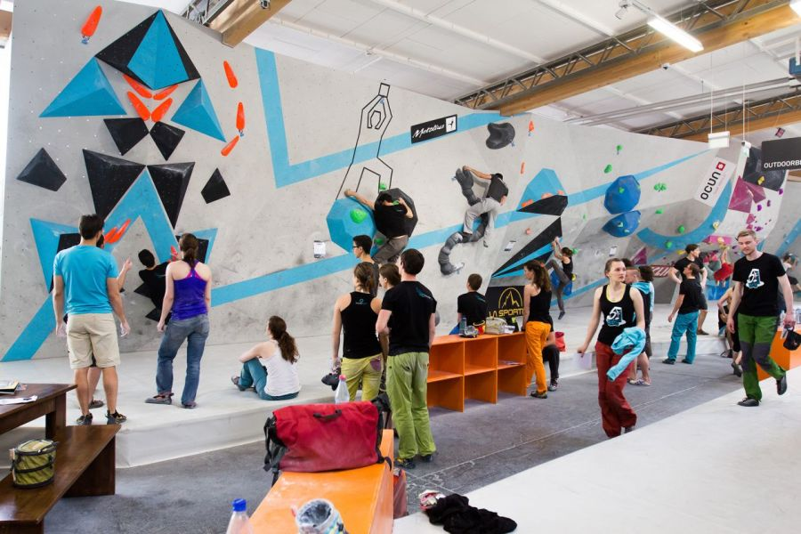 Banner zur Big Fat Boulder Session 6