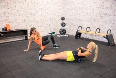 Functional Training. Trainings mit der Faszienrolle