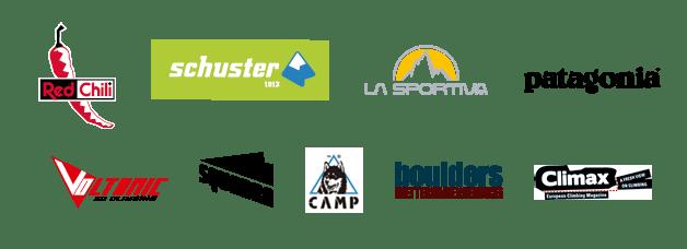 Catch Ya Match - das spannende Boulder Game in der Boulderwelt München West am 14.04.18 - Das sind die Sponsoren