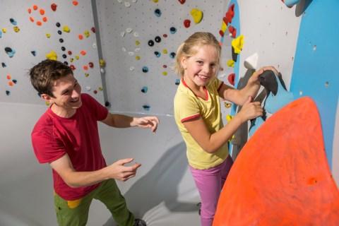 Anpassungen Regeln für das Bouldern mit Kindern in der Boulderwelt München West ab 1.7.2019