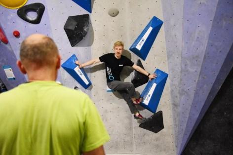 Tech Session #3 in der Boulerwelt München West - Am 7.12.19 zeigten Euch unsere Trainer und Routenbau Crew an 9 Technik Stationen ihre besten Tricks und Tipps.