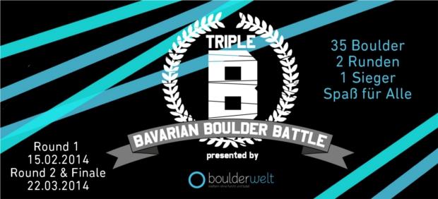 2014_Bavarian Boulder Battle in der Boulderwelt Regensburg (Copy)
