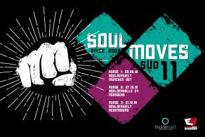 Soulmoves Süd 11 startet in eine neue Runde Spaßwettkampf in der Boulderwelt München Ost, Boulderwelt Regensburg und Boulderhalle E4
