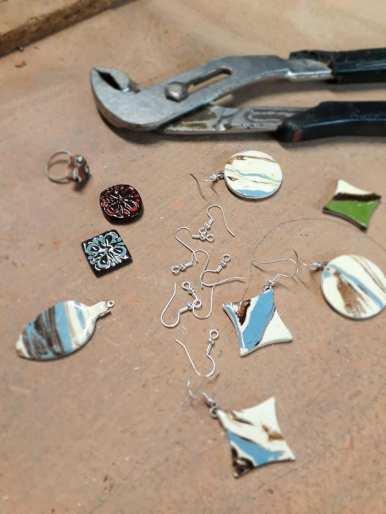 Bijoux céramique