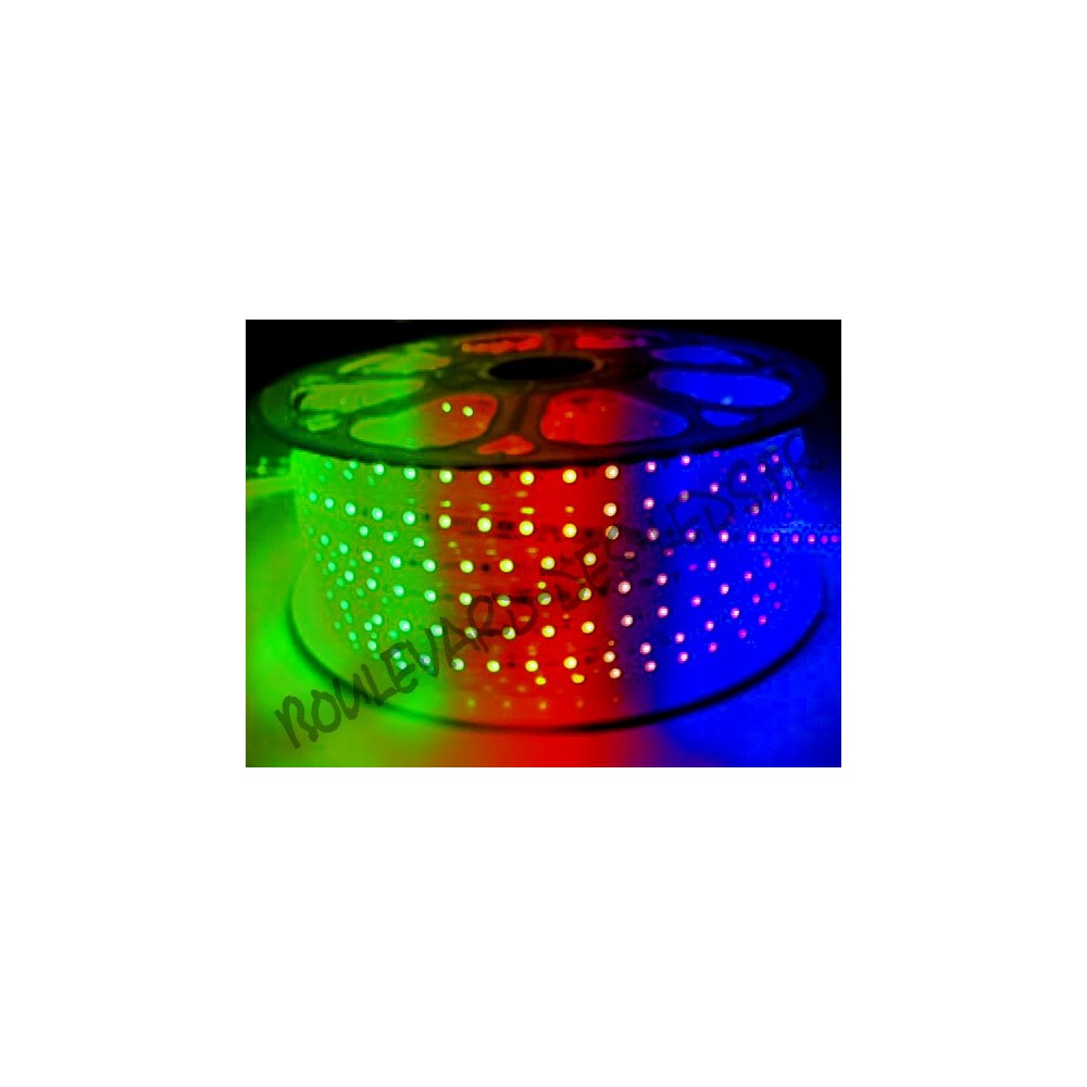 Kit ruban led RGB 220V