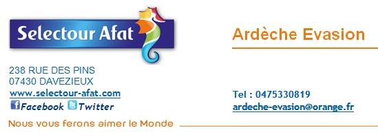 Ardèche Evasion
