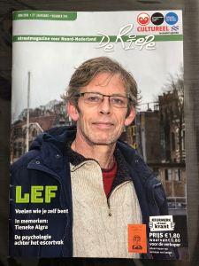 Straatmagazine Noord Nederland De Riepe juni 2018