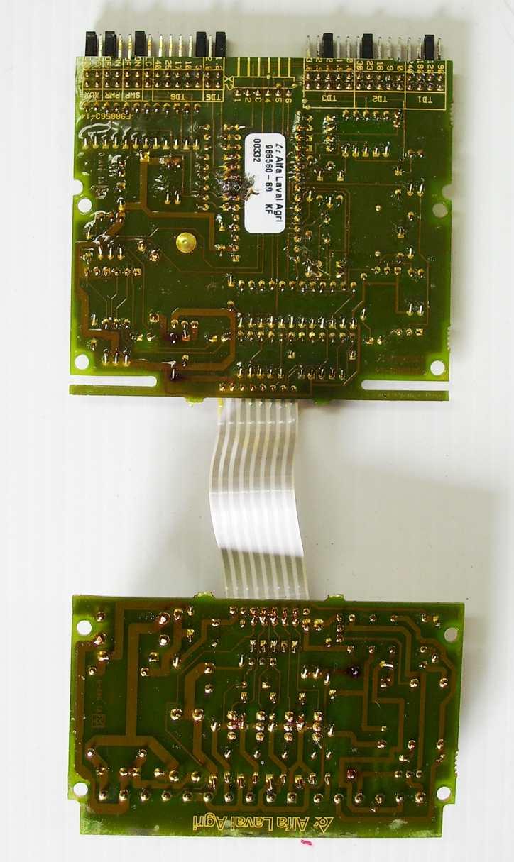 Delaval Dairy Circuit Board Repairs