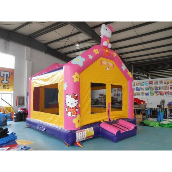 Kitty Bouncer Manufacturer In Wilmington Bounce House Usa