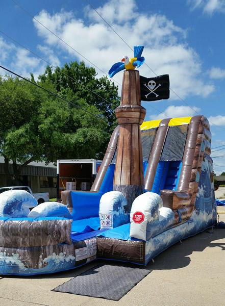 Dallas Water Slide Rentals  Backyard Slides in Dallas TX