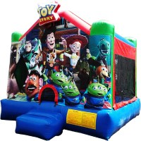 Toy Story Jumper, Bouncer, Inflatable, Bounce House