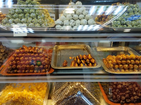 Variety of Dates at Dates Market