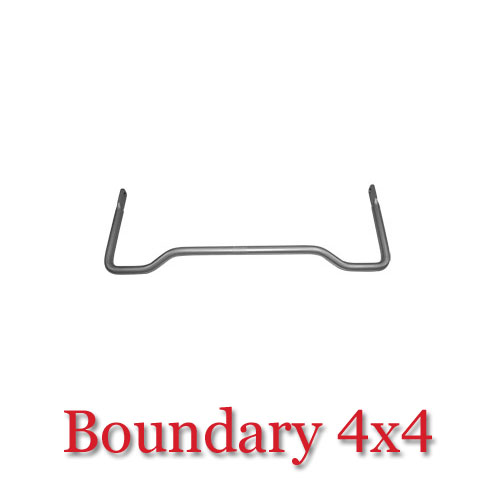 Land Rover Defender Heavy Duty Rear Anti Roll Bar TF290
