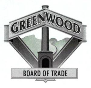 Boundary Chamber - Greenwood Board of Trade Logo
