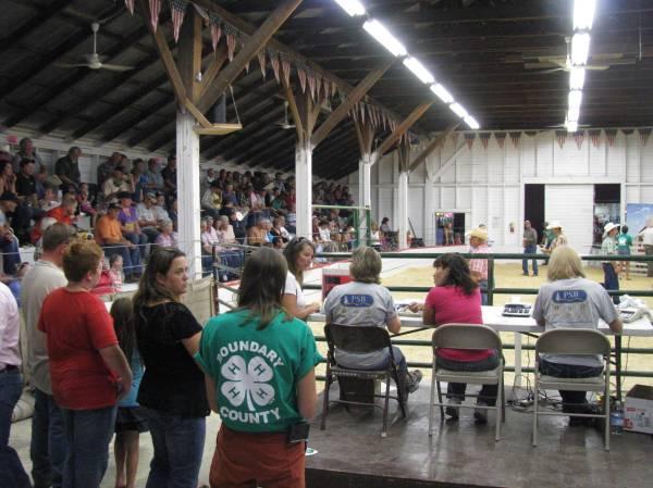 Boundary County Fair 2011