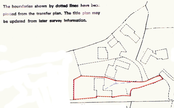 You should probably know this about Sample Private Road