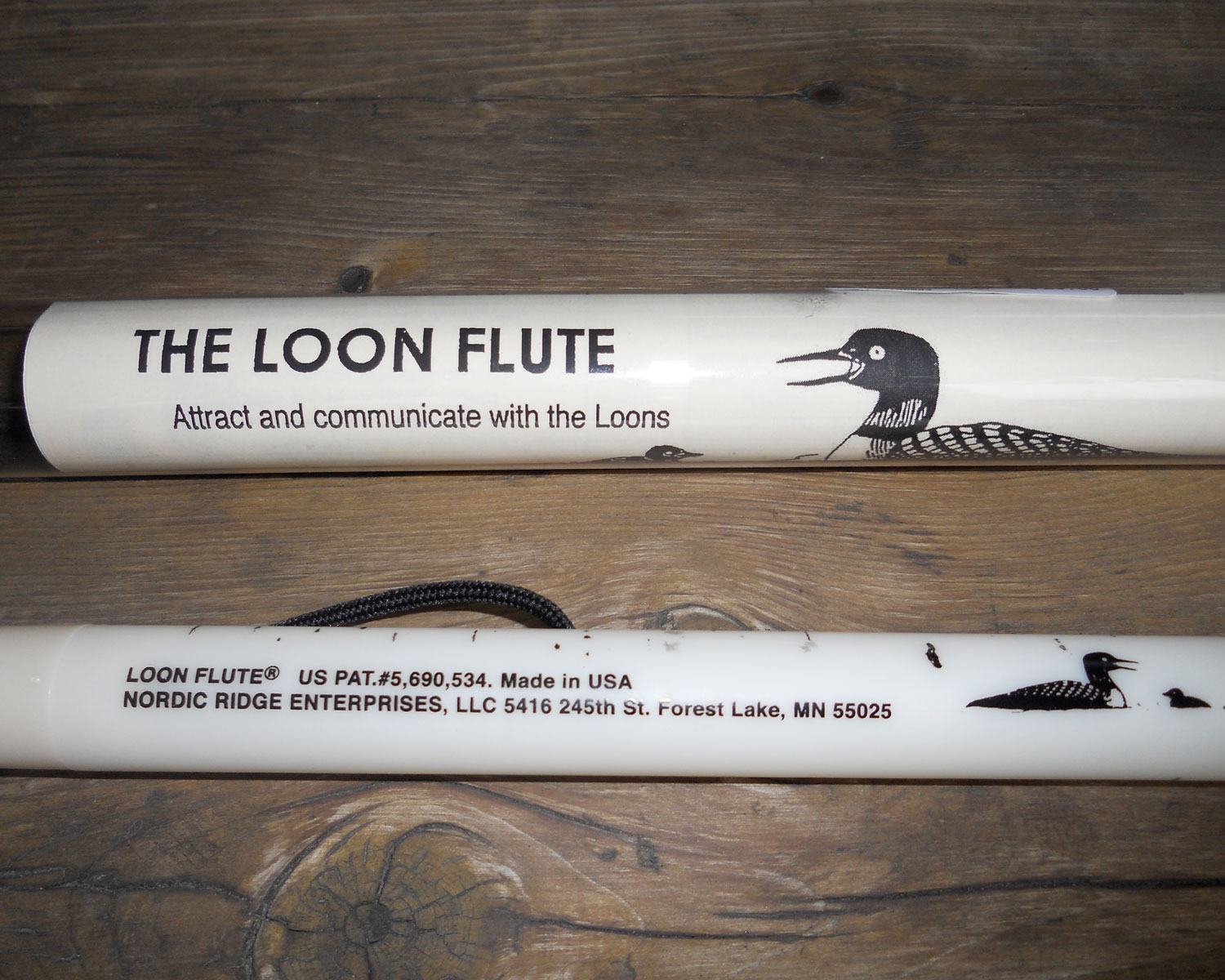 Loon Flute Bird SongsCaller  Boundary Waters Catalog