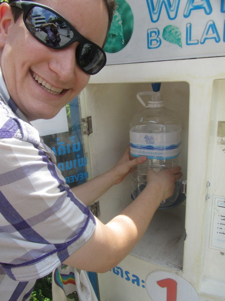 Water Filling Stations - Thailand - Mindy