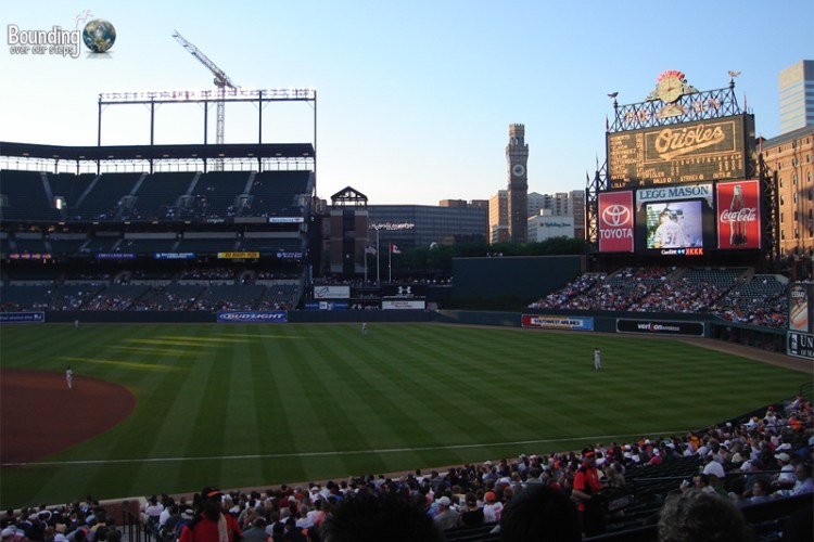 What I Miss About Baltimore - Camden Yards