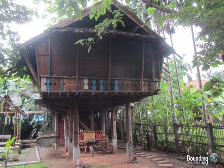 Romantic Baan Boo Loo Guesthouse in Chiang Mai