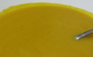 Vegan Thai Pumpkin Soup Recipe