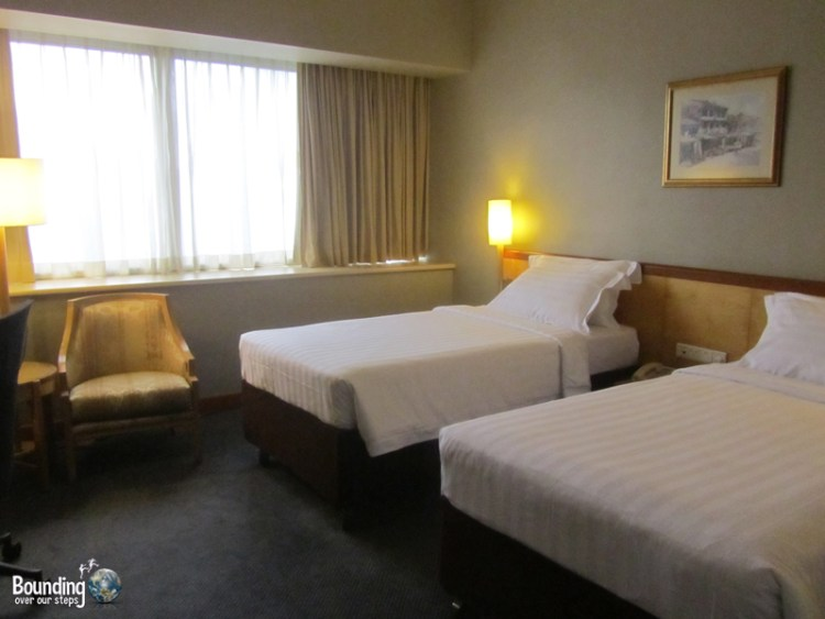Furama Riverfront Hotel Singapore - Twin Room