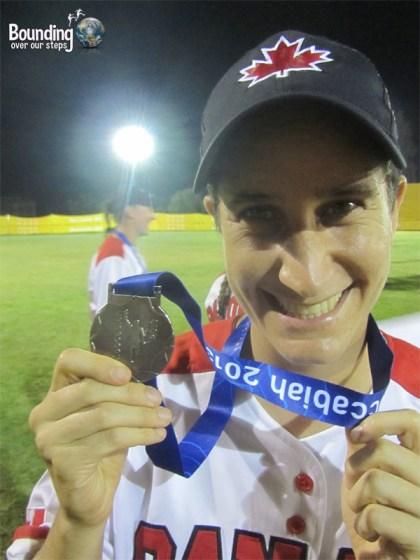 Silver Medal at Maccabiah Games