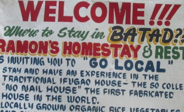 Ramon's Guesthouse - Batad - Banaue Rice Terraces -