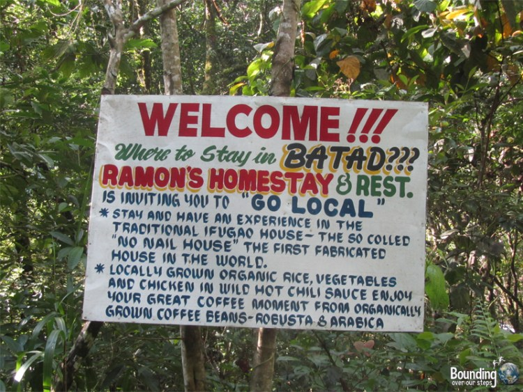 Ramon's Guesthouse - Batad - Banaue Rice Terraces -