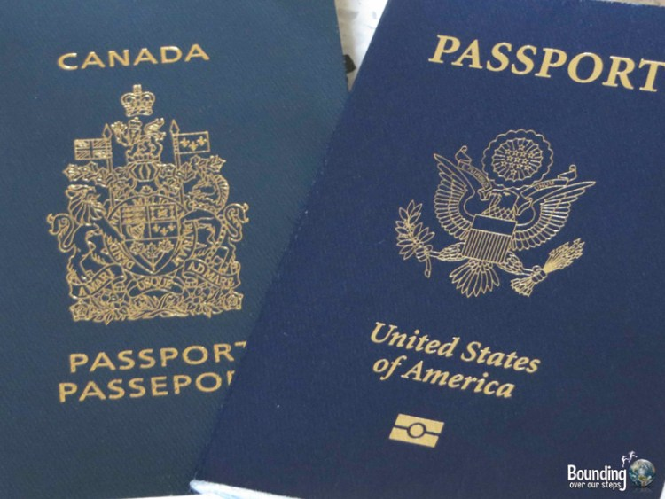 Valid Passports