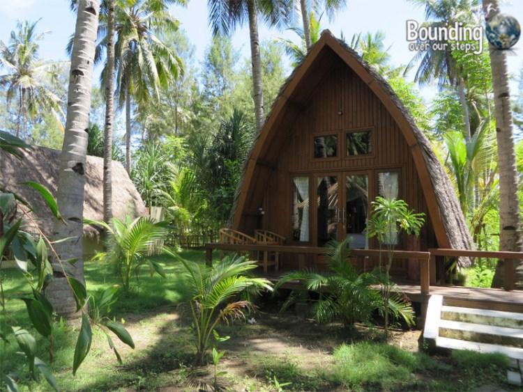 Island View Bungalows - Gili Air, Indonesia - Sasak House