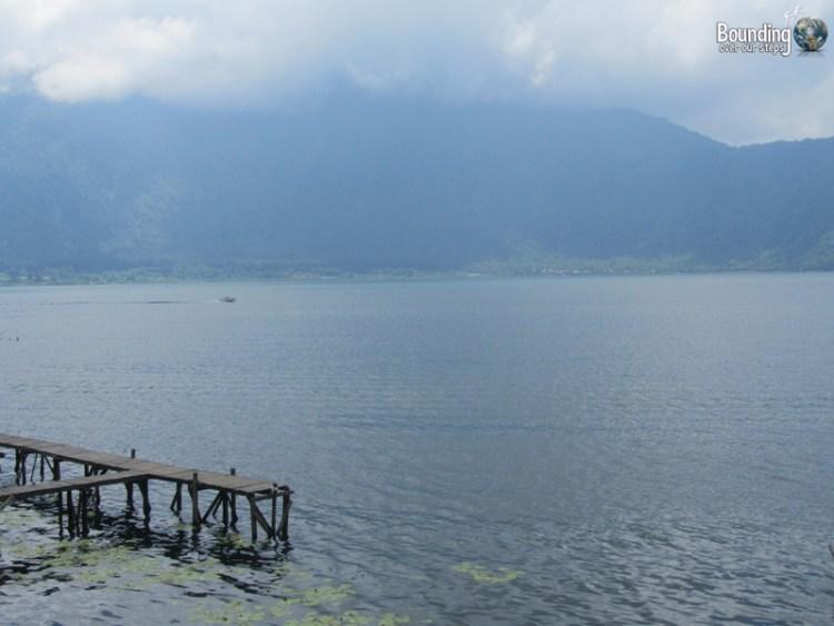 Singaraja to Ubud in a Fruit Truck - Lake Bratan
