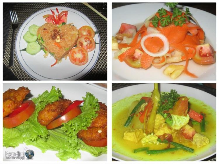 Taruna Homestay - Pemuteran, Bali - Food
