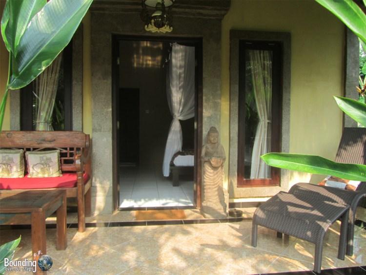 Taruna Homestay - Pemuteran, Bali - Terrace