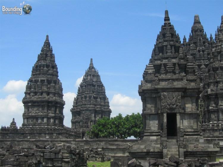 Temples of Yogyakarta - Borobudur and Prambanan - Hindu Complex