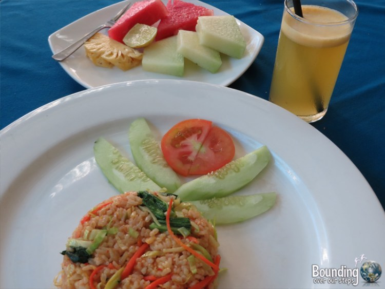Si Doi Hotel Legian - Breakfast