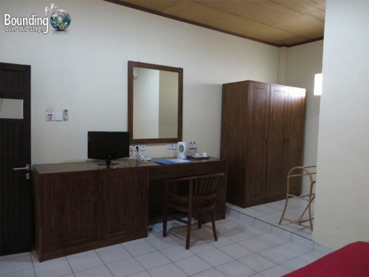 Si Doi Hotel Legian - Desk