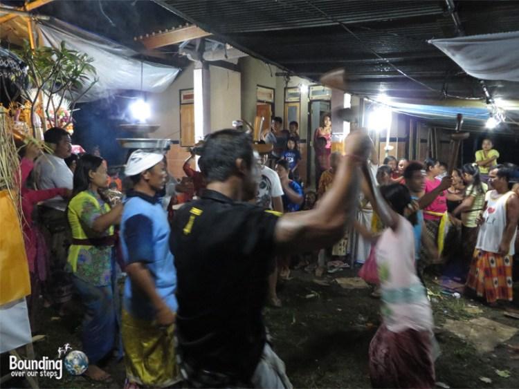 Trance Dance Bali - Village