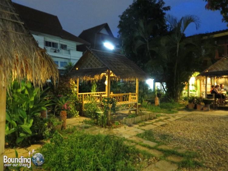 Magical Garden Cafe - Chiang Mai - Atmosphere