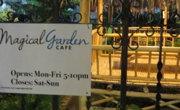 Magical Garden Cafe - Chiang Mai - Featured