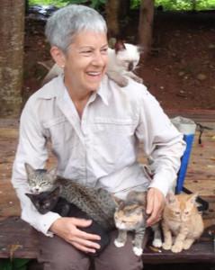 Becoming Vegan - Mo Orr - Cats