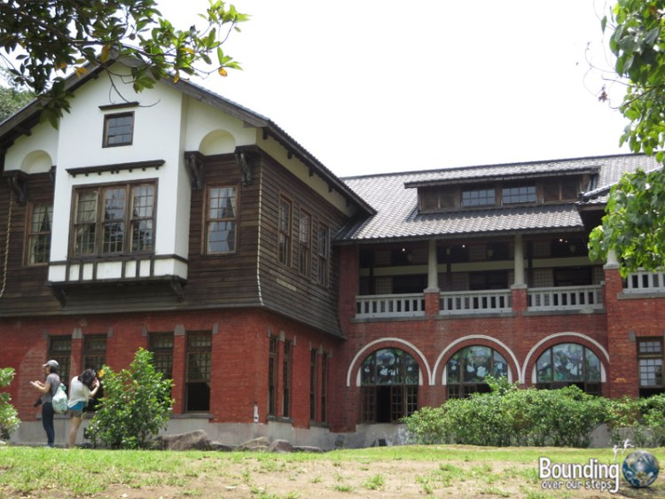 Beitou District - Hot Springs Museum