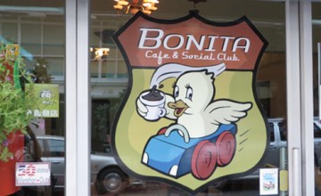 Bonita Cafe Vegan - Bangkok - Featured