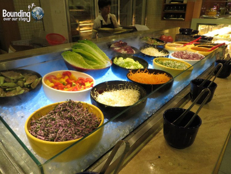 Evergreen Vegetarian Restaurant - Taipei - Salad