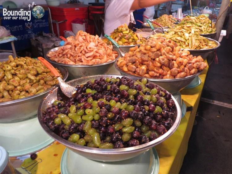 Phuket Vegetarian Festival - Fruit Bowls