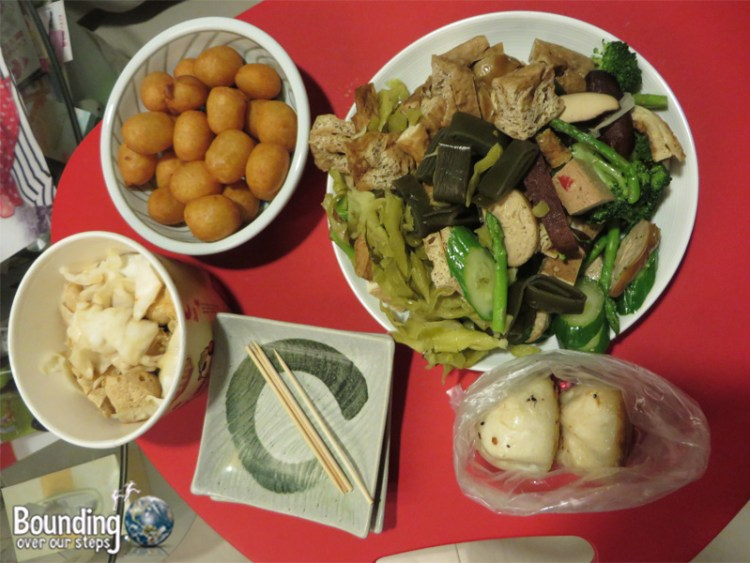 Vegan in Taipei - Vegan Street Food