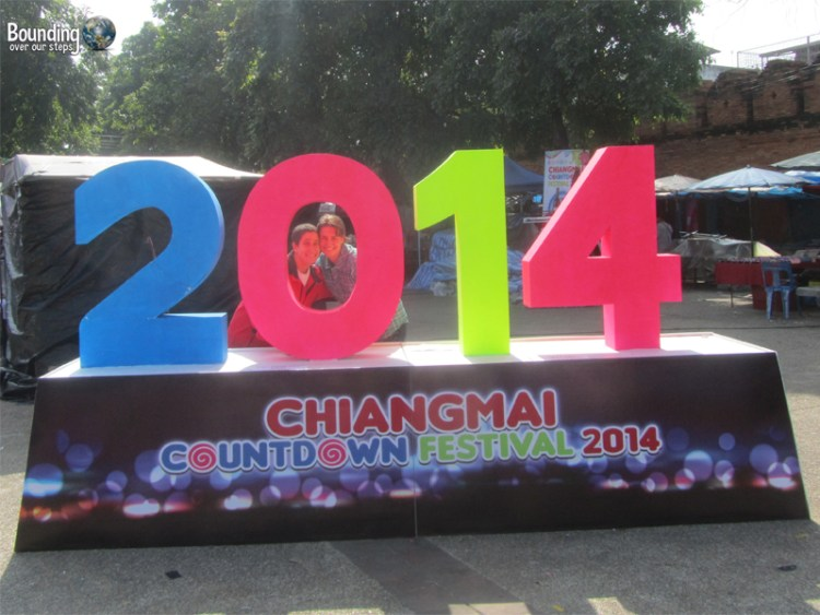 Happy New Year 2014 - Chiang Mai