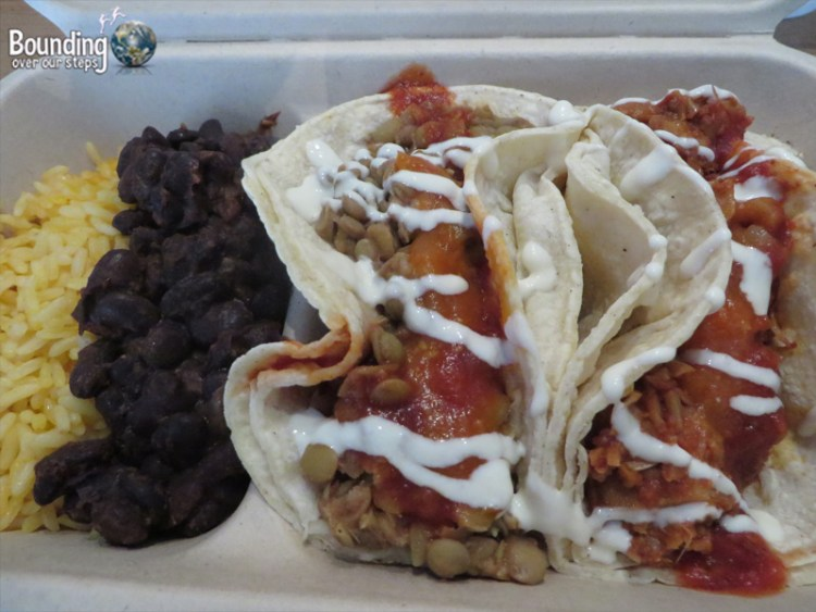 Hot Beans - Tacos
